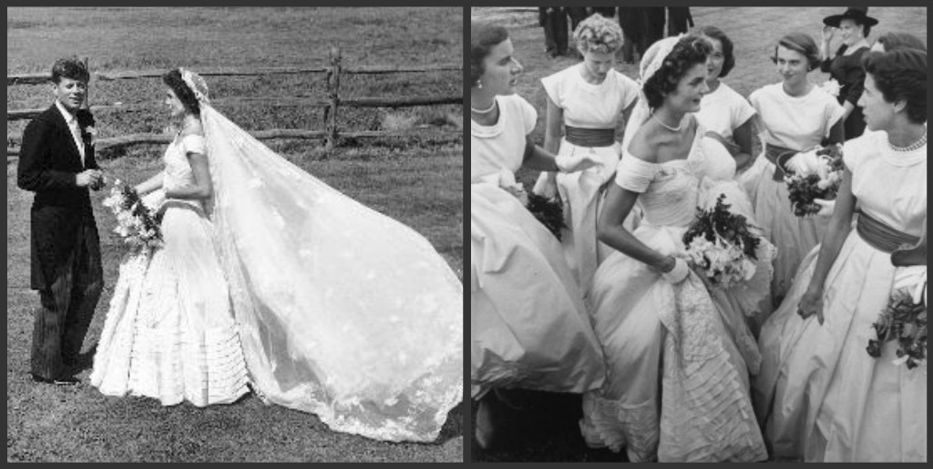 Another lesson in black historydid you know an african american did you know an african american designer designed a wedding dress for the first lady in 1953 fashion style detroit junglespirit Choice Image