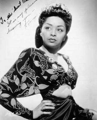 Another Lesson In Black History Who Was The First African American Designer To Have A Contract With A Hollywood Film Studio Fashion Style Detroit