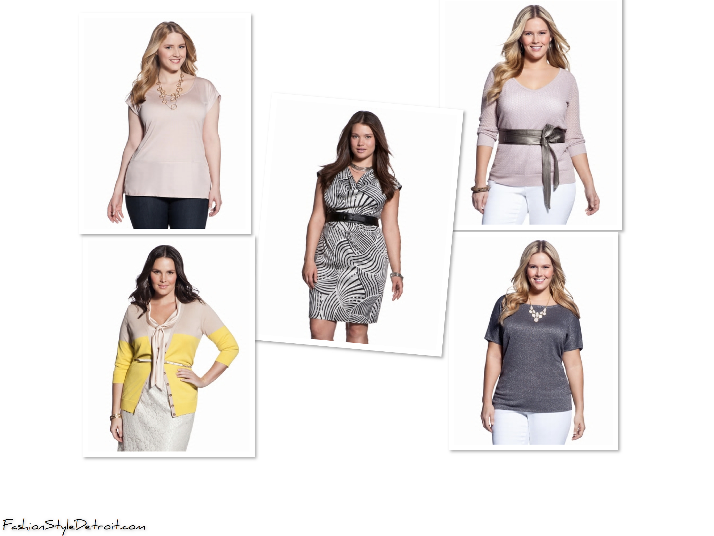 Fashionable Clothing For Plus Size Women From Eloquii By The Limited Fashion Style Detroit