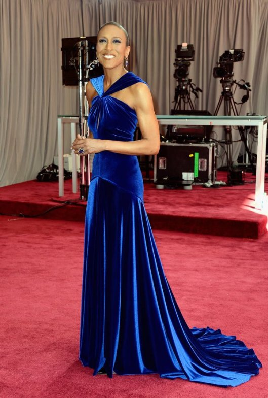 Robin Roberts in Marc Bouwer