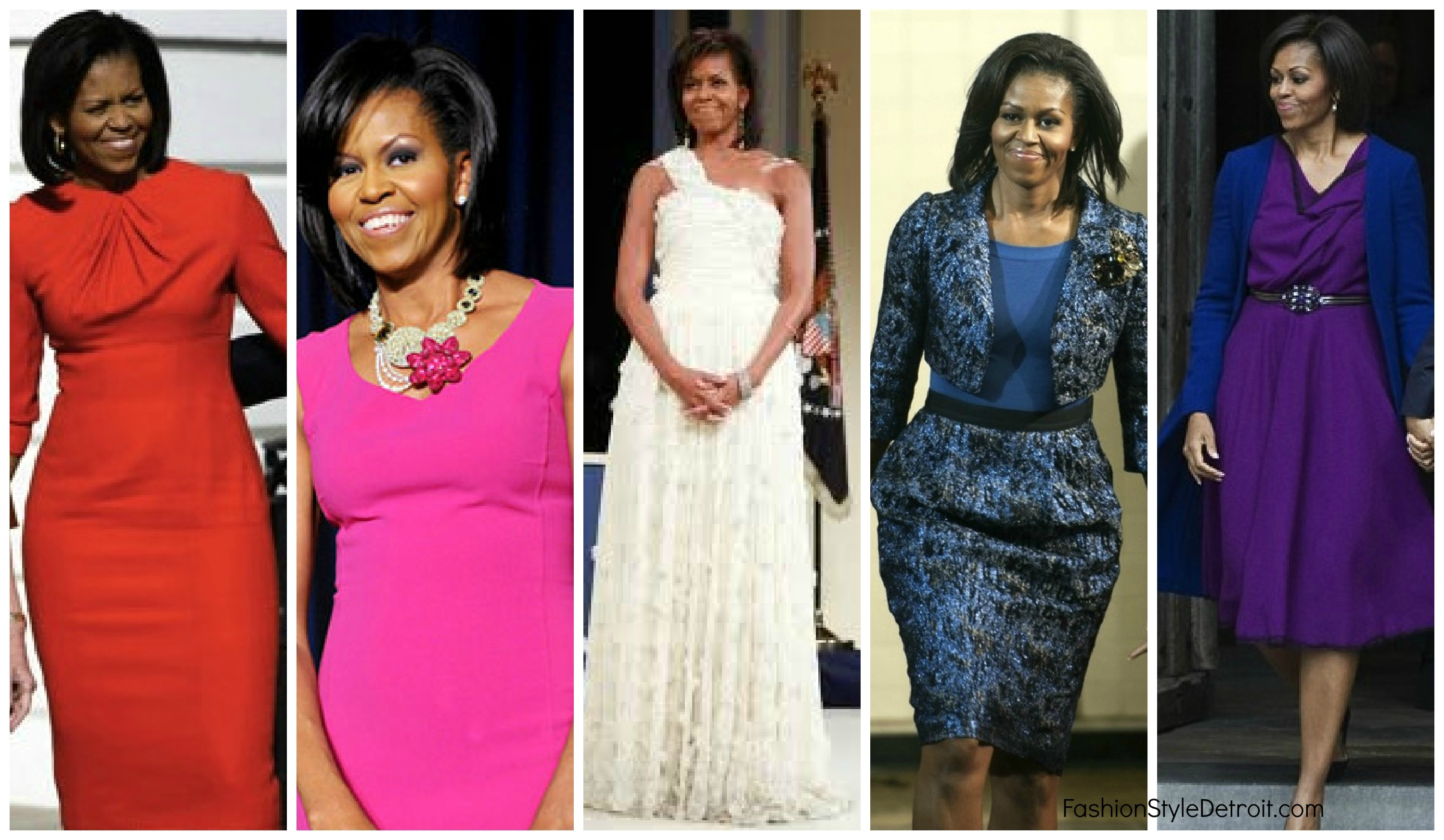 Vivienne Westwood Doesn 39 T Care For Michelle Obama 39 S Style Fashion Style Detroit